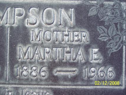 Martha Ellen <i>Green</i> Ellyson