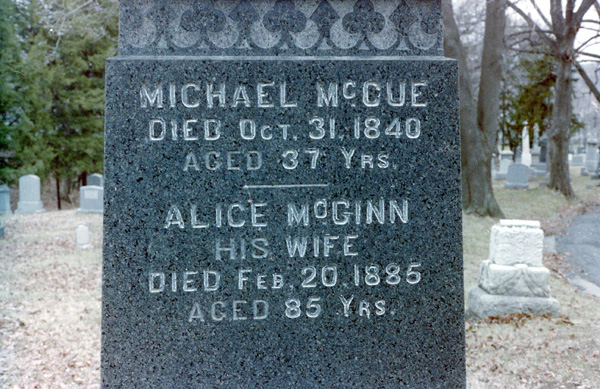 Michael McCue