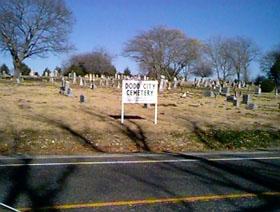 Dodd City Cemetery