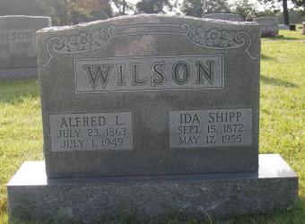 Alfred Lee Wilson