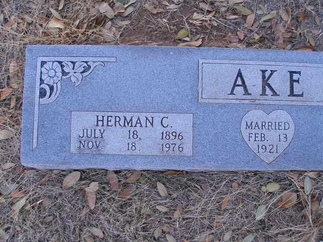 Herman Claude Ake