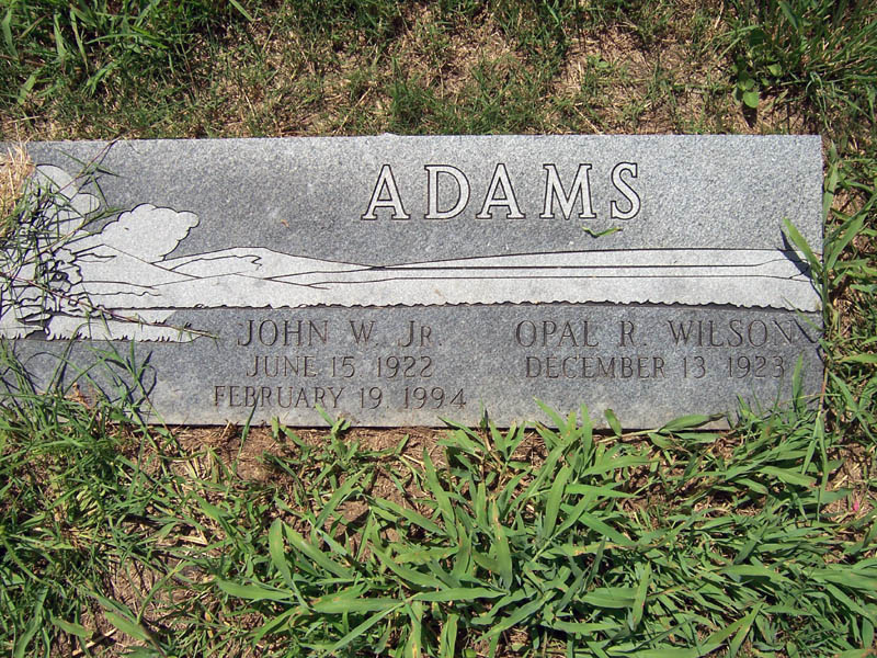 John William Adams, Jr