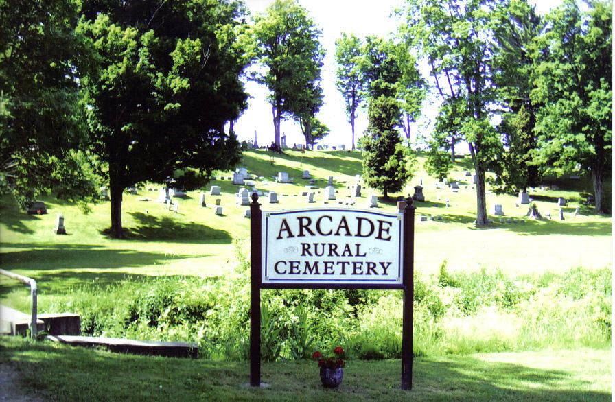 Arcade Rural Cemetery