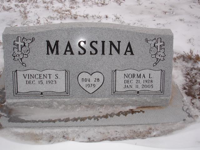 Norma L <i>Hilyard</i> Massina
