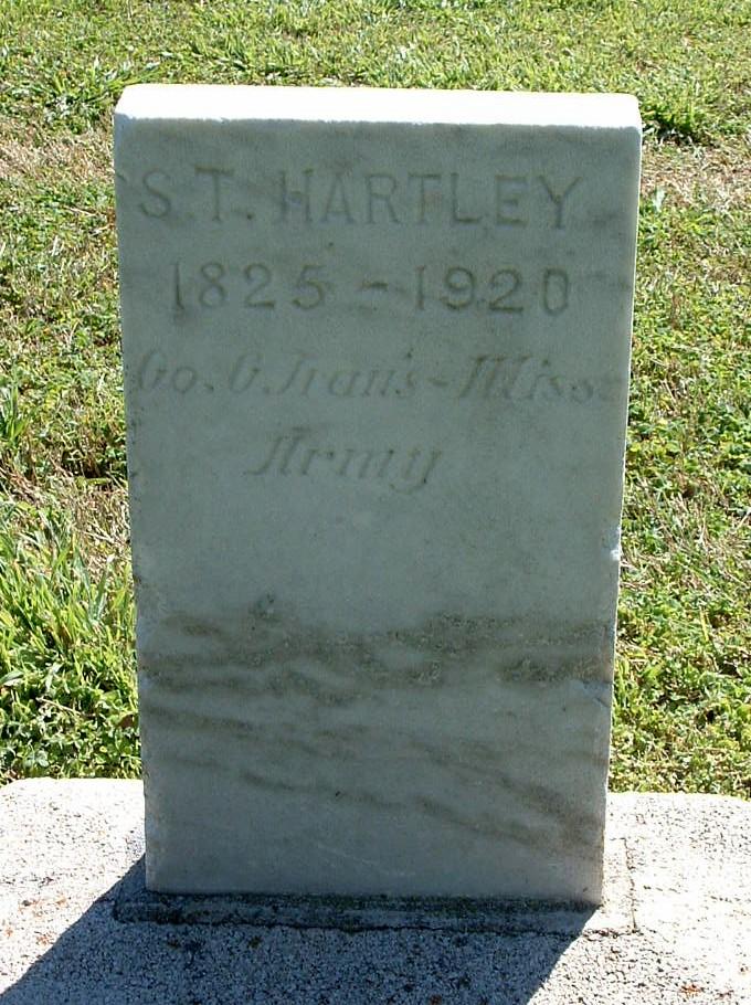 Samuel T. Hartley