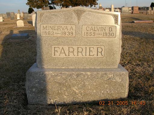 Minerva Anna <i>Wolf</i> Farrier