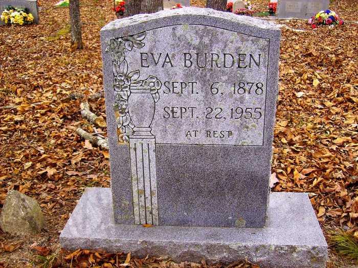 Eva <i>Saint</i> Burden