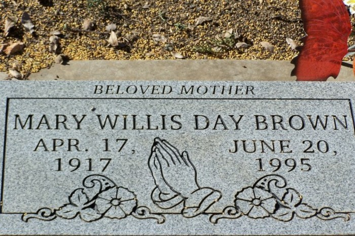 Mary Willis Day Brown