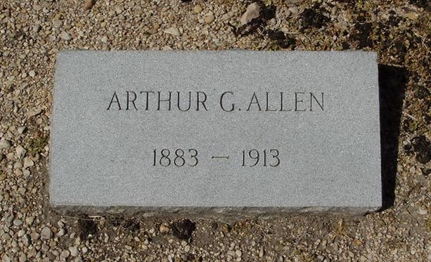 Arthur G. Allen