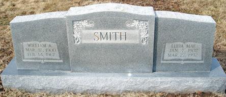 Luda Mae <i>Barker</i> Smith