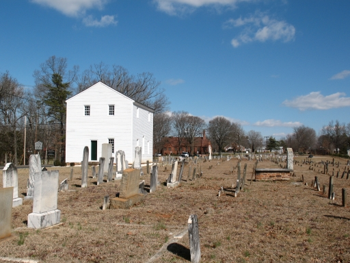 Old St Paul's Lutheran Church Cemetery