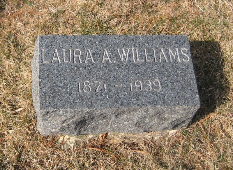 Laura <i>Anthon</i> Spath Williams