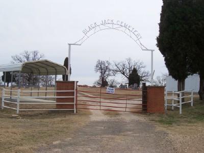 Blackjack Cemetery