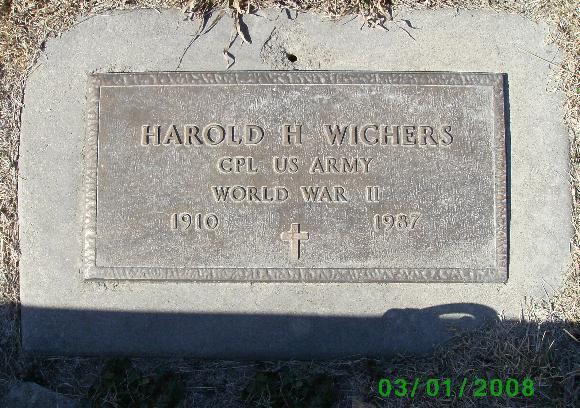 Harold Henry Wichers