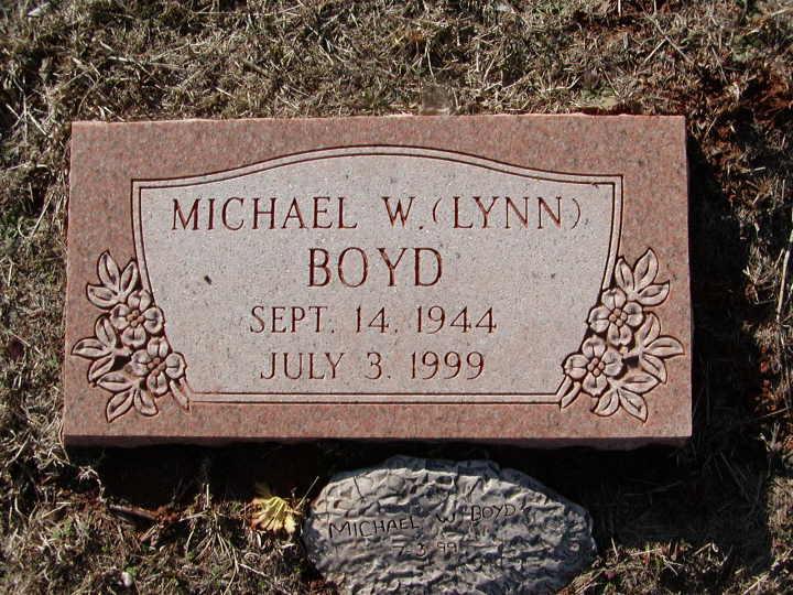 Michael W. Lynn Boyd