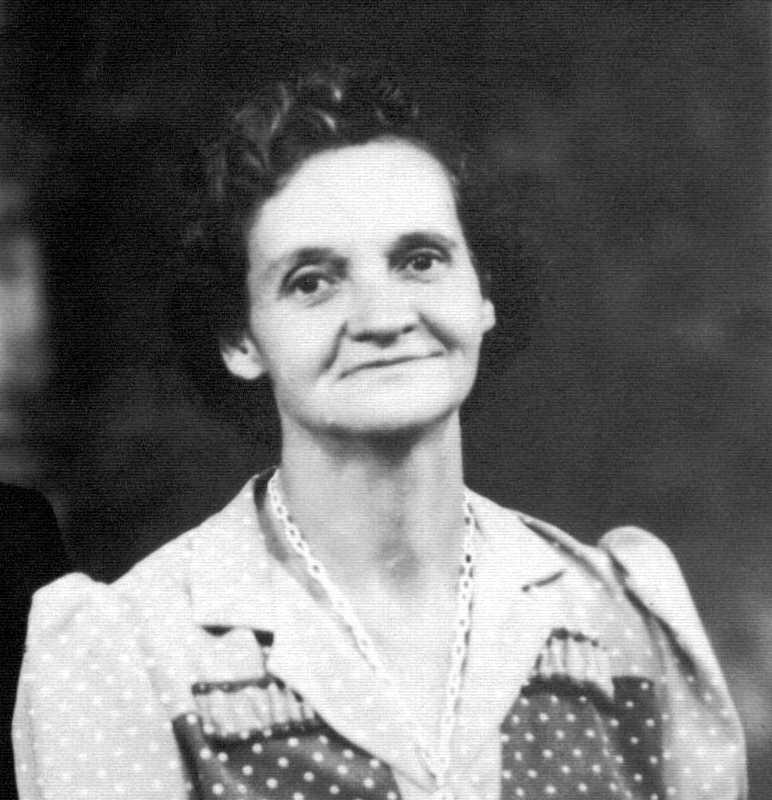 Alma Myrtle <i>Norton</i> Burden