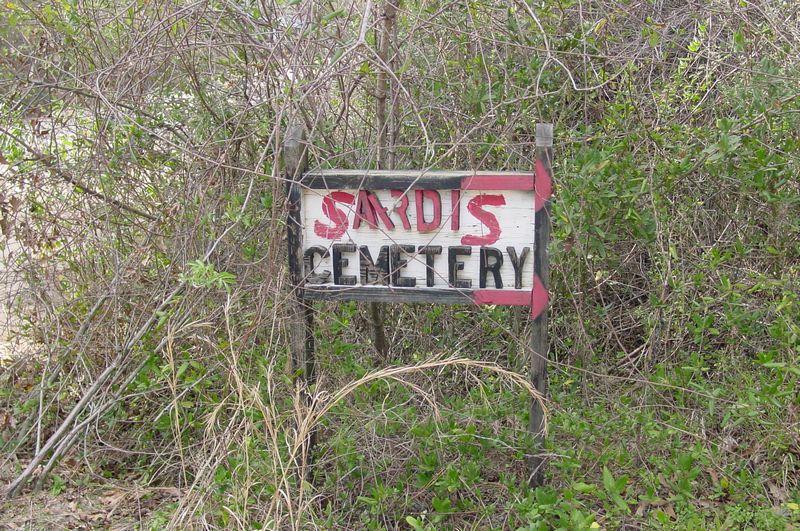 Old Sardis Cemetery