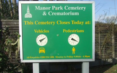Manor Park Cemetery and Crematorium