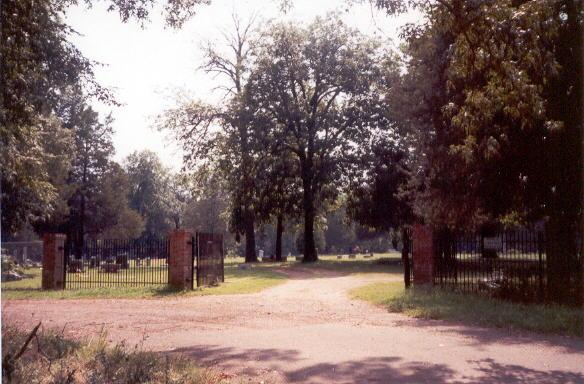 Antlers City Cemetery