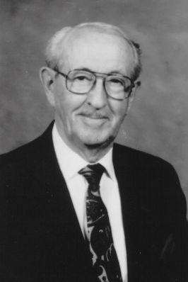 Rev Robert Louis R. L. Brandt