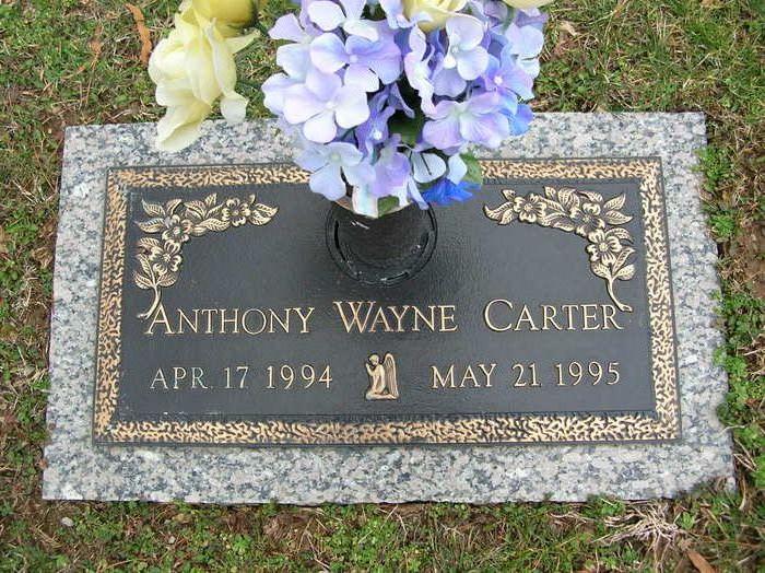 Anthony Wayne Carter