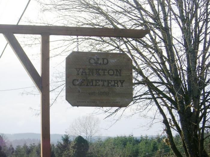Old Yankton Cemetery
