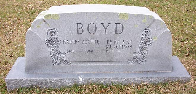 Charles Boothe Boyd