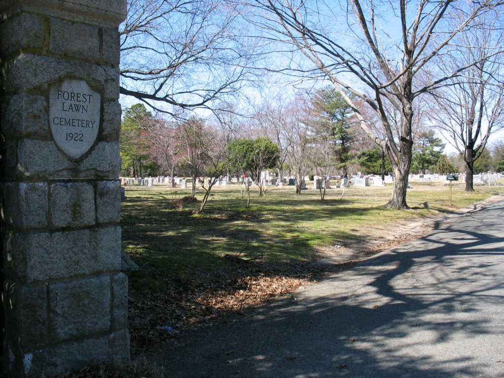 Forest Lawn Cemetery and Mausoleum