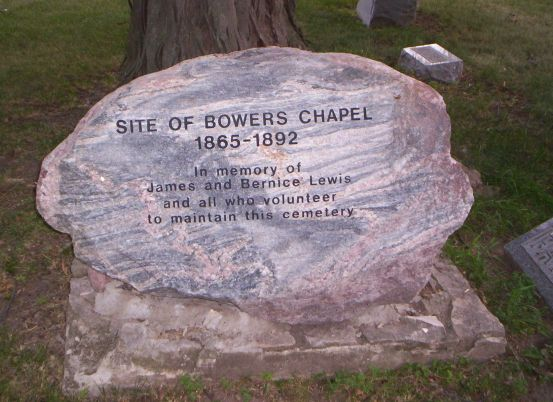 Bowers Cemetery