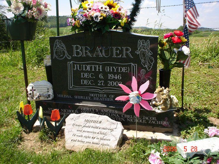 Judith <i>Hyde</i> Brauer