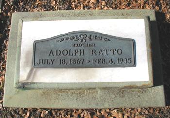 Adolph Ratto
