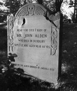 John Alden, Sr