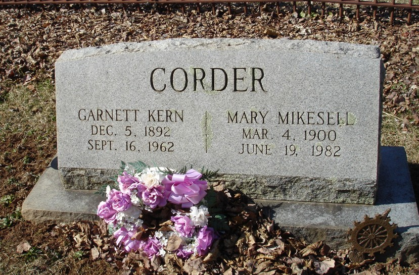 Garnett <i>Kern</i> Corder