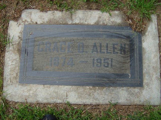 Grace D <i>Nash</i> Allen
