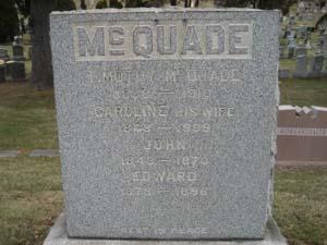 Edward McQuade