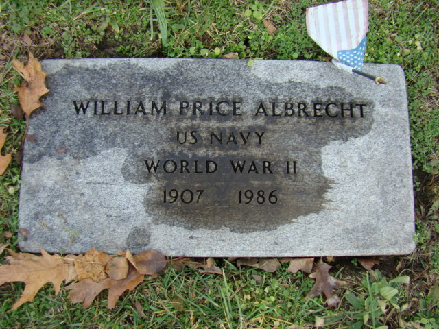 William Price Albrecht
