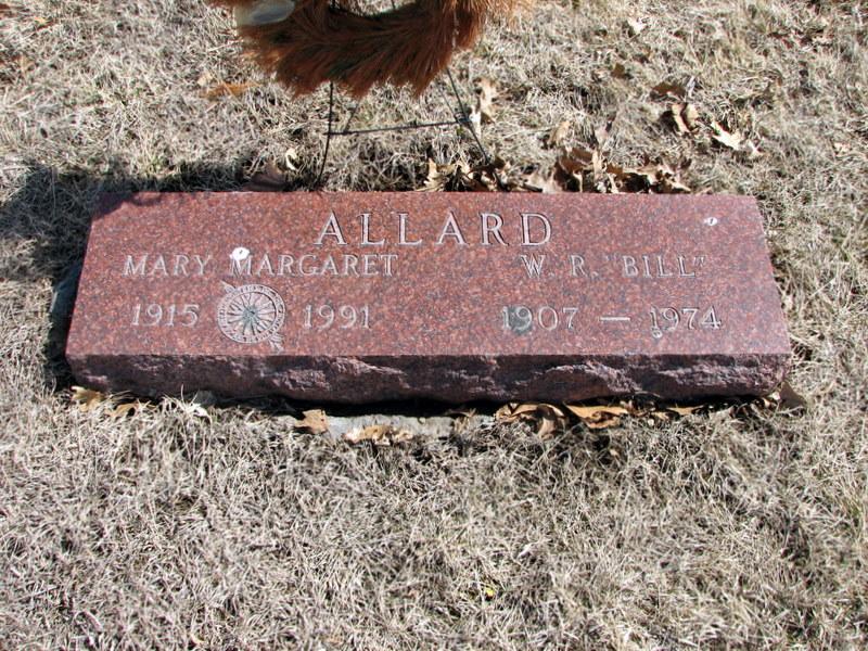 Willard Russell Bill Allard