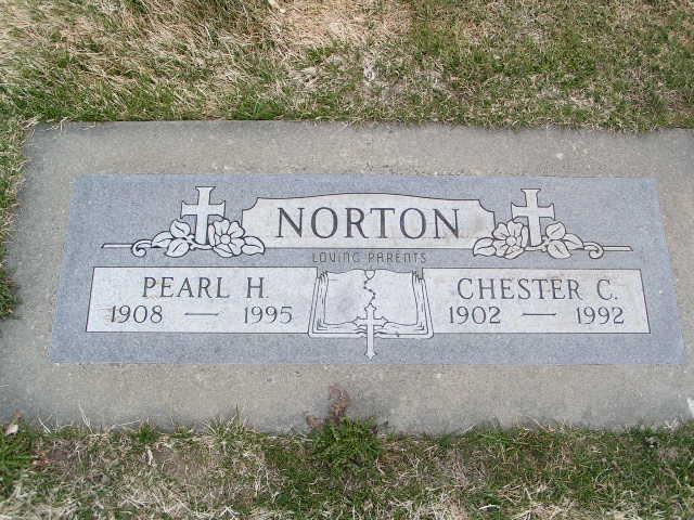 Pearl Helena <i>Campbell</i> Norton