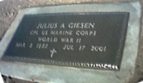 Julius Antone Giesen