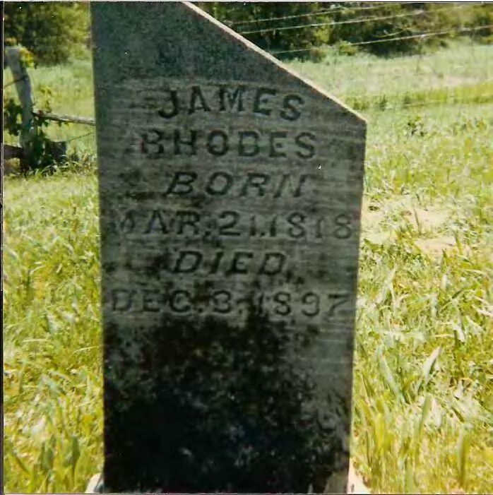 James Ewing Rhodes