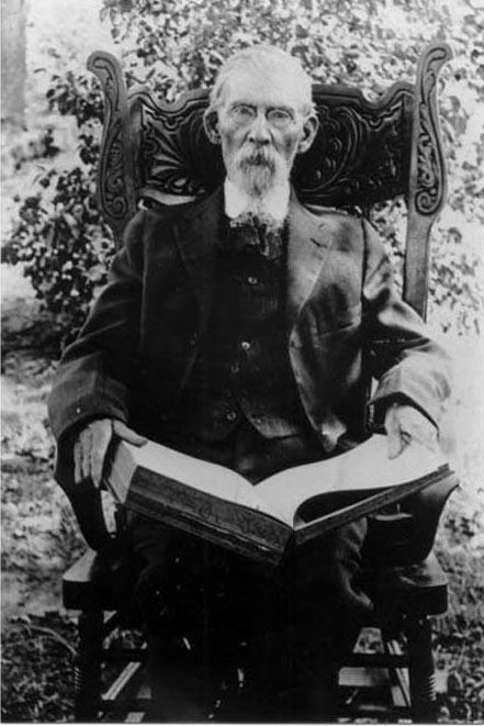 Rev William Franklin Sanders Sam McCarty