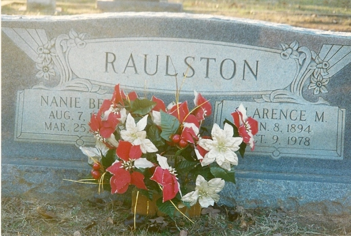 Clarence Melvin Raulston, Sr