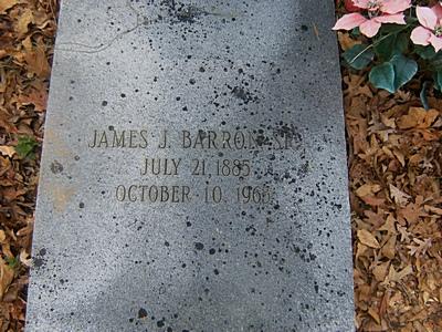 James Jonathan Barron, Sr