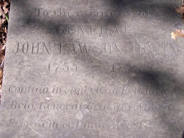 Gen John Lawson Irwin