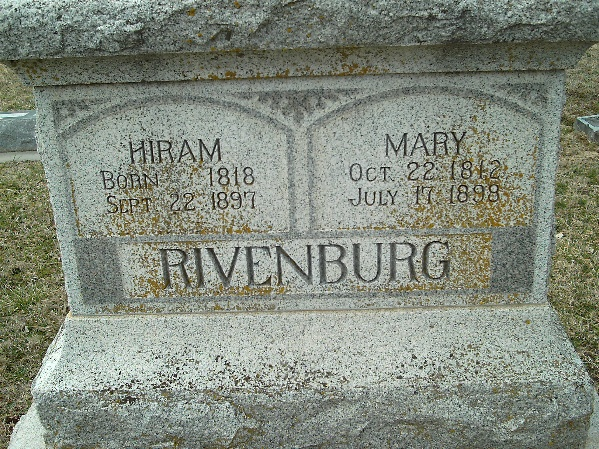 Hiram Rivenburg