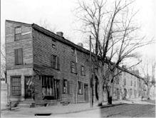 Hanover Street Burial Grounds (Defunct)