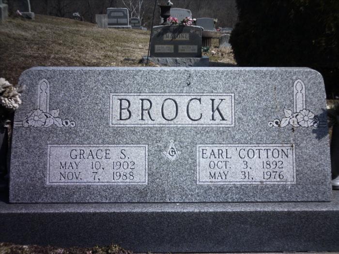 Grace <i>Stalcup</i> Brock