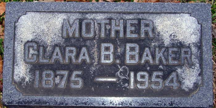 Clara B. <i>Northern</i> Baker