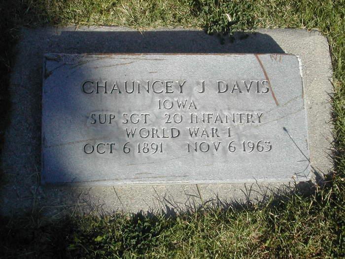 Chauncey Jacob Davis