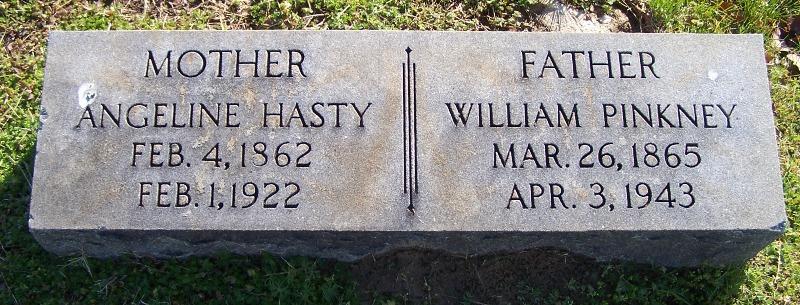 Martha Angeline <i>Hasty</i> Cook